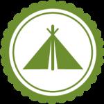 Zelten-Icon
