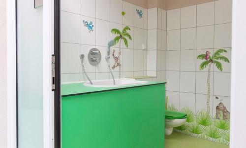 Kinderbar im Waschhaus